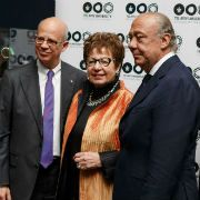 Tel Aviv University Shines at UK Diamond Anniversary Celebration