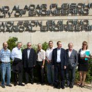 French Senators Acquaint Themselves with Israel's Engineering Powerhouse