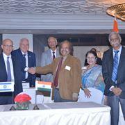 TAU's Joseph Klafter joins Israeli President Rivlin on India visit