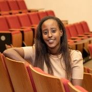 Social Work Student Sees Light in Unexpected Places