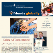 Friends Globally Newsletter