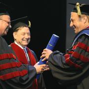 TAU Honorary Doctorates 2012