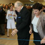 Rothstein-Williamowsky Post-Graduate Clinics Inaugurated at TAU's Goldschleger School of Dental Medicine