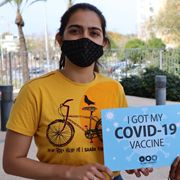 COVID-19 Vaccinations at TAU