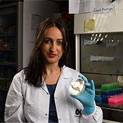 TAU Researcher Invents Environmentally-Friendly Sanitizer