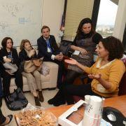 First-Ever Global Leadership Mission to Tel Aviv University