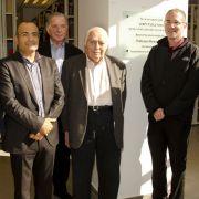 Professor Bernard Lewis Collection Inaugurated at Tel Aviv University