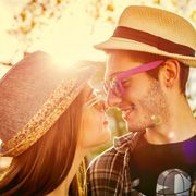 Want to Fall in Love? Step Outside in The Sun