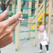 Nicotine Testing of Children Curbs Parents' Smoking
