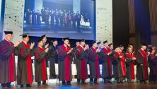 2017 Honorary Doctorates Conferment Ceremony